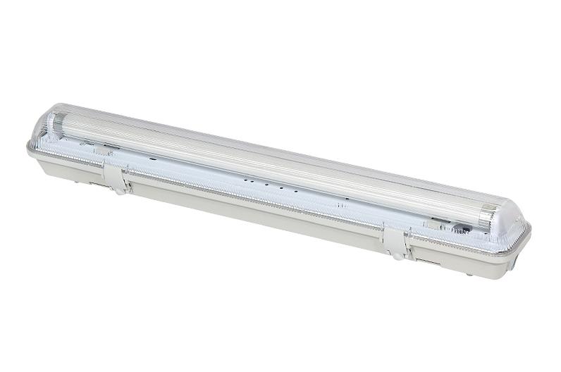 LED21 Prachotěsné svítidlo pro LED trubice T8 1 x 120cm TRU079